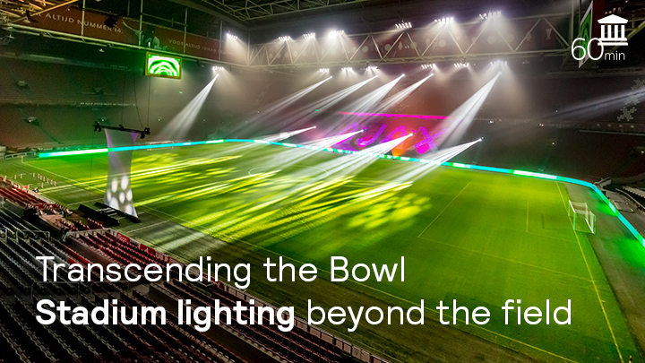 Stadium Lighting beyond the Field