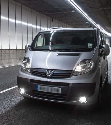 Philips lighting illuminates effectively the Meir tunnel, making the driving safer