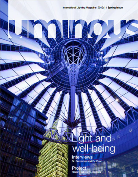 Luminous 11 cover