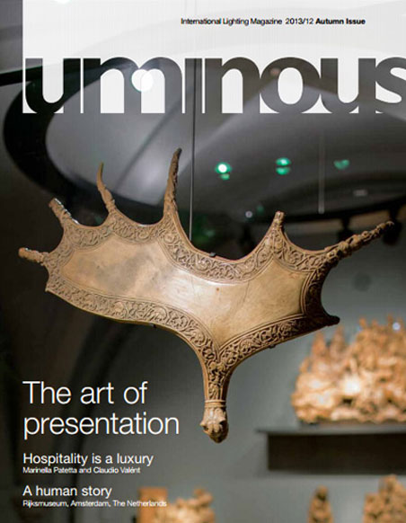 Luminous 12 cover
