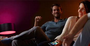 Light your home smarter with Hue