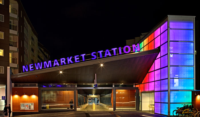 New Market Station