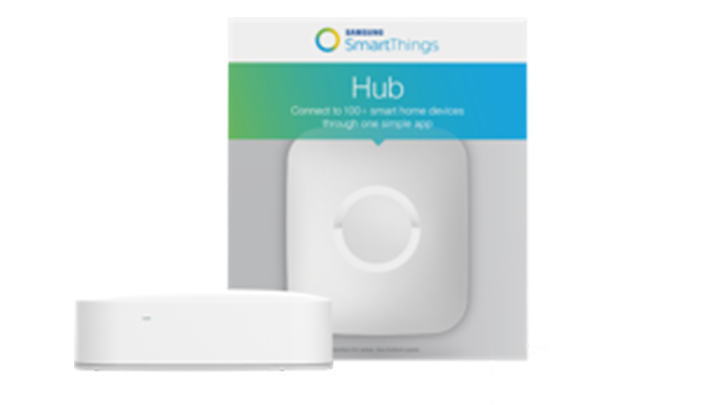About Samsung SmartThings