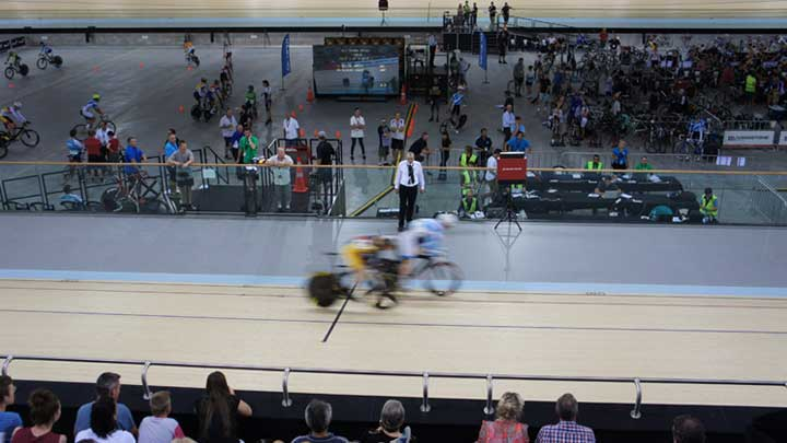 Lighting the National Cycling Centre of Excellence Avantidrome in New Zealand