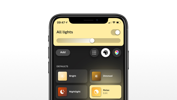 Philips Hue Bluetooth App